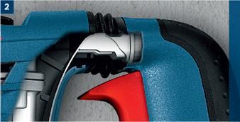Tìm hiểu công nghệ chống rung của máy khoan Bosch